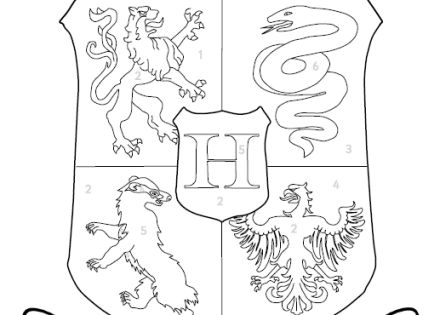 harry potter house crest coloring page   i u0026 39 m thinking we
