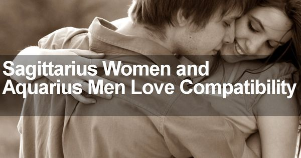 Sagittarius Woman Is Most Compatible With
