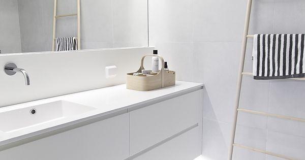 Arcom mobilier contemporain pour la salle de bain for Mobilier salle de bain design