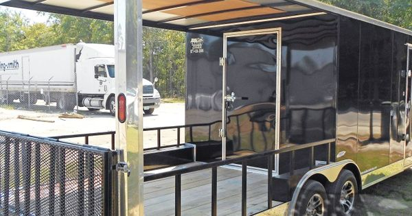 Trailer Country Hybrid Trailers Utility Trailer Camper Cargo Trailer Camper Conversion Cargo Trailer Camper