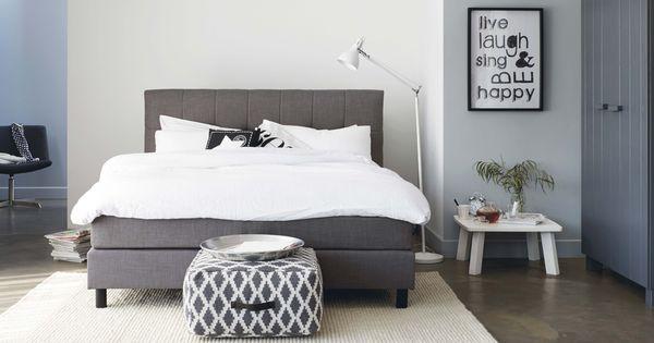 Slaapkamer Ideeen Antraciet : ... slaapkamer #karwei KARWEI Slaapkamer ...