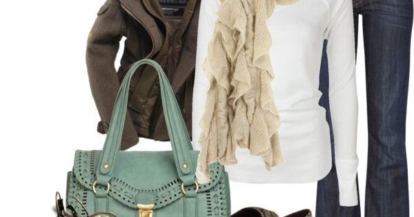Cute fall outfit.... Cant wait until I can wear fall clothes again...