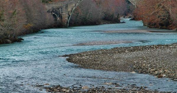 Old Bridge At Tzoumerka Greece Gorgeous Backgrounds