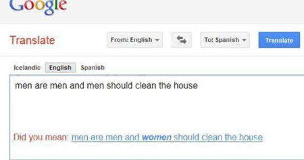 12 Funniest Findings In Google Translate Funny Google Translate Funny Translator Oddee Google Translate Funny Google Translate Translation Fail