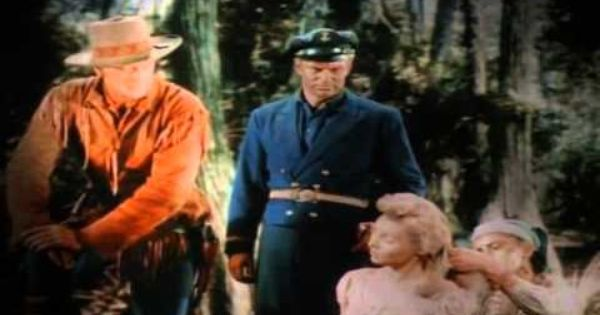 North West Mounted Police (1940) Full Adventure Movie ...
