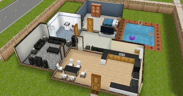 how to move a family out in sims 2