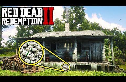 Hidden Money Stash In Red Dead Redemption 2 Secret Money Locations In Rdr2 Youtube In 2021 Red Dead Redemption Hide Money Redemption