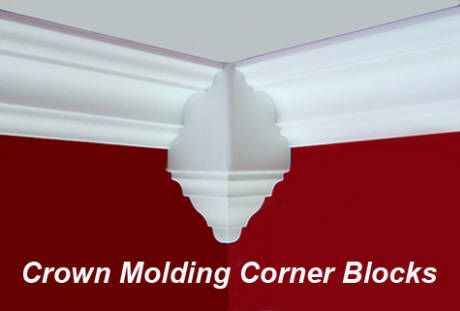 Unlike Standard Crown Moulding This Is Made From A Dense Styrofoam Which Makes It Easy To Install Requiri Crown Molding Easy Crown Molding Foam Crown Molding