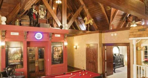 Every man cave needs a pool table! selectcovers pooltable mancave