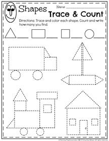 January Preschool Worksheets With Images January Preschool