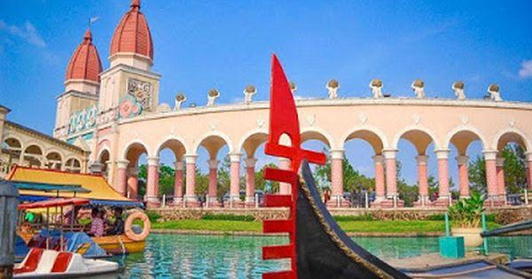 Taman Bunga Bogor Little Venice