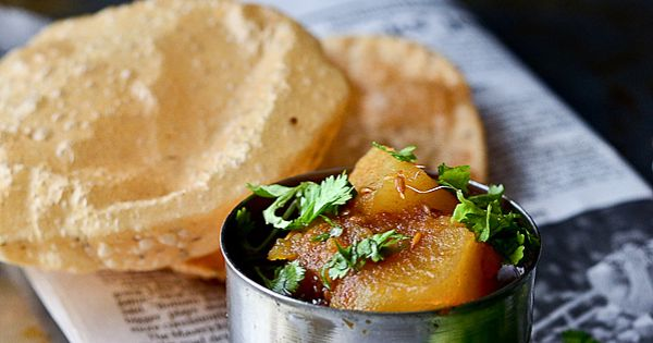 Garam Masala Tuesdays: Station wale Aloo