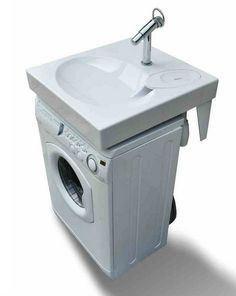 Lavatrice Sotto Lavandino Bagno.Risparmio Di Spazio Per Lavabo Lavandino Del Bagno Piatto