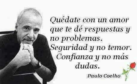 Muchos De Seguro Conocen Al Gran Paulo Coelho Un Escritor