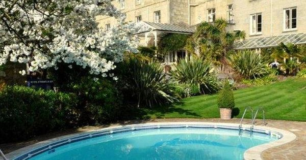 The Royal Ventnor Isle Of Wight Hotel Bed And Breakfast Restaurant Swimming Pool Holiday