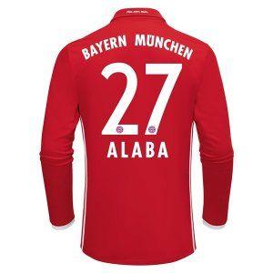 Pin on 16-17 Bayern Munchen Soccer Jerseys
