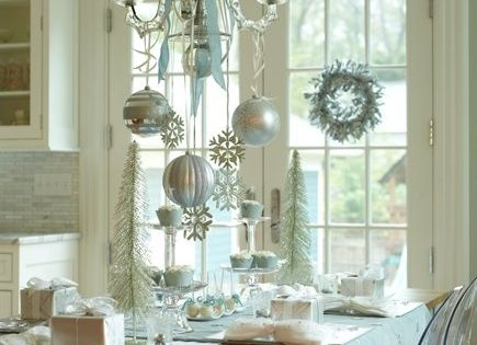 Christmas Table Decorating Ideas - Bing Images