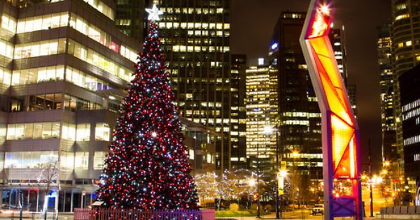 Downtown Vancouver Christmas Vancouver Hotels Christmas In The City Perfect Destination