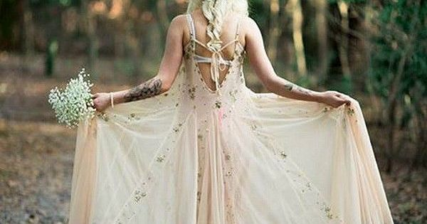 Nice boho dress | wedding ideas
