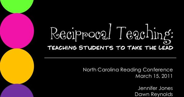 teaching theories and assessment Social constructivism in the classroom reciprocal teaching where a teacher and 2 to 4 students form a collaborative group and take turns leading dialogues on a topic.