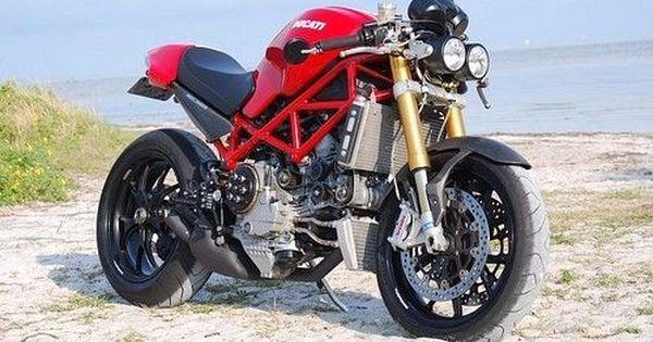 Ducati Monster 400 600 620 695 750 900 Dominator Twin Dual