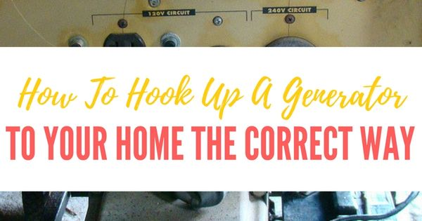 Steps To Install A Generator Interlock Kit