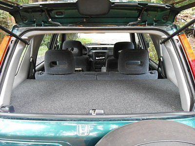1997 1998 1999 2000 2001 Cr V Crv Honda Cargo Shelf Cover 08u35 S10 101 Honda Honda Crv 4x4 Honda Crv
