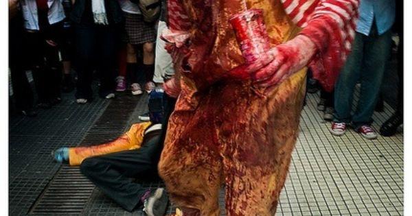 Zombie Walk 5 by Yani Fotografia on Flickr.