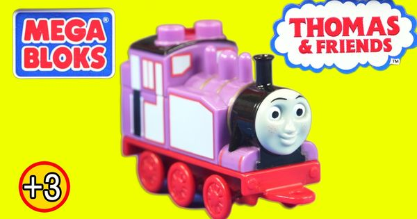 Thomas And Friends Mega Bloks Rosie The Train Construction