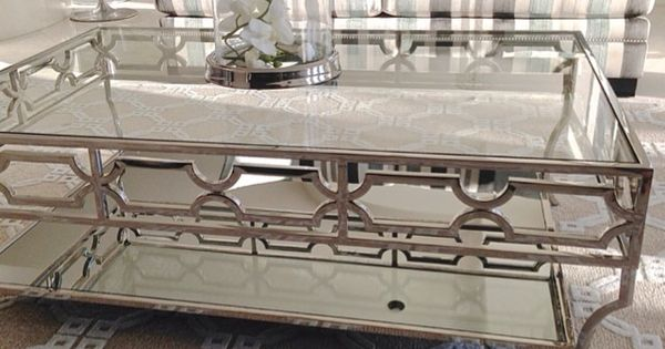 nsinteriordesign Added Our Abigail Coffee Table To One Of