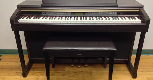 Yamaha clavinova clp 170 99 per month digital piano for Yamaha pianos dc