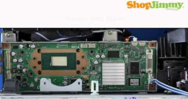 Samsung 4719 001997 Dlp Chip Replacement Guide For Dlp Tv Samsung Repair Toshiba