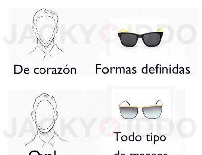 Tipos de anteojos jacky iddo para cada tipo de rostro for Tipos de estanques para acuicultura