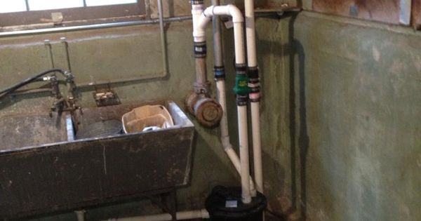 Sump Pump And Ejector Pump Kevin Szabo Jr Plumbing And
