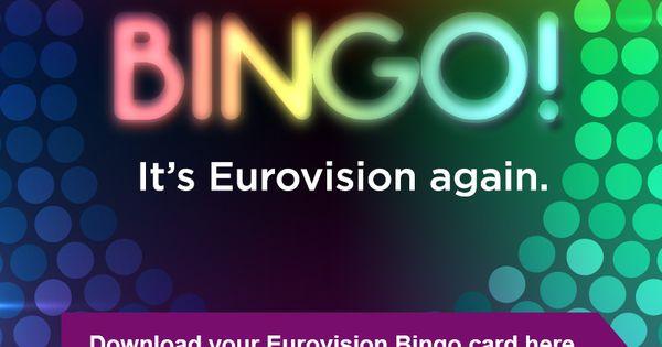 eurovision bingo pdf
