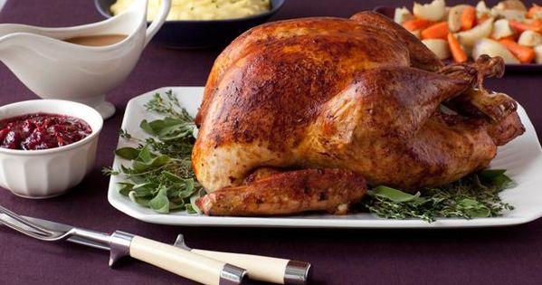 Food Network The Kitchen Dry Brine Turkey