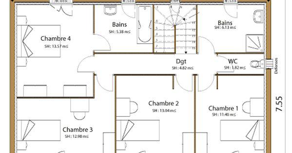 Http Www Mafuturemaison Fr Modele Plan Maison