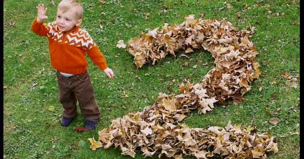 I love this! Cute fall photo ideas for kids