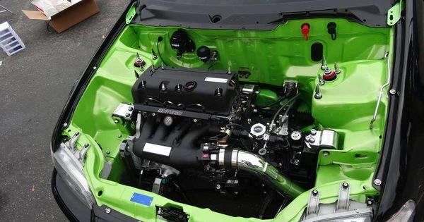beautiful bay downstar  civic pinterest honda engine  jdm