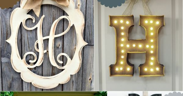 36 different door decor ideas that go beyond the wreath. Fantastic DIY
