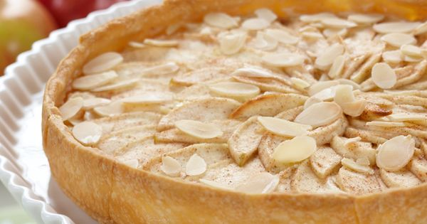 Buttery Apple Torte | Recipe | Torte, Torte Recipe and Scoop Of Ice ...