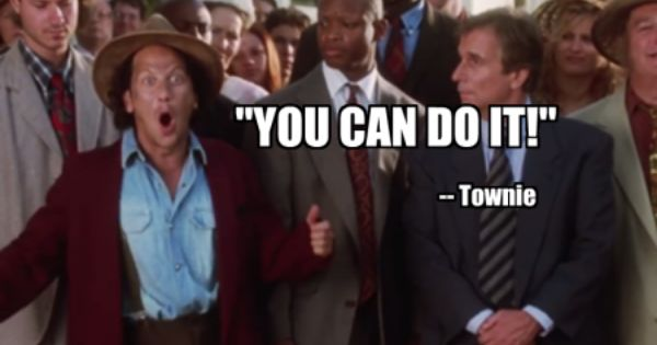 All Time Greatest Sports Movie Quotes Sports Movie Quotes Movie Quotes Funny Waterboy Quote