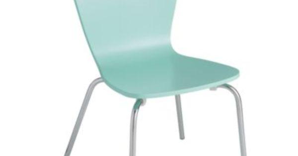 Little Felix Chair Mint The Land of Nod Ruby Pinterest