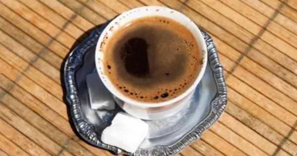 قهوة تركية بالرغوة Cooking Tableware Glassware