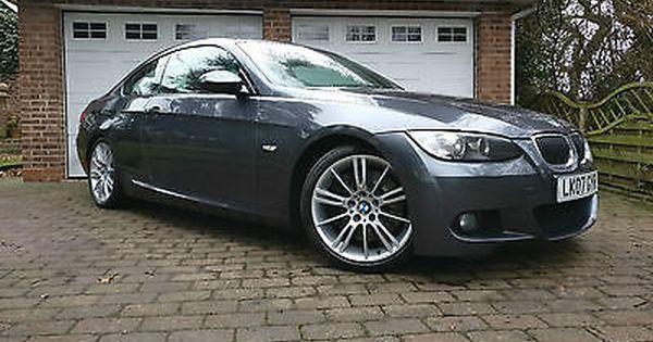 2007 Bmw E92 335i Coupe M Sport Grey Stunning Condition View