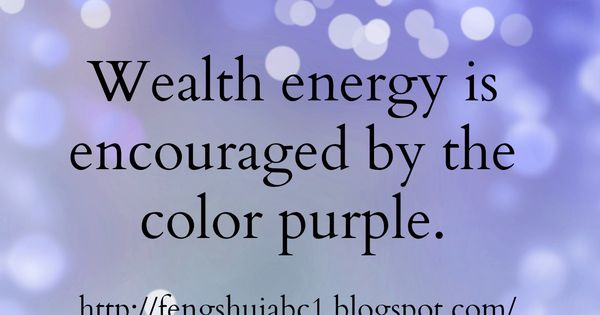 Feng Shui Elements Will Increase The Positive Energy In