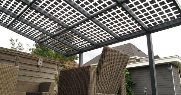 Veranda met zonnepanelen - Energie : Pinterest - Met en Verandau0026#39;s
