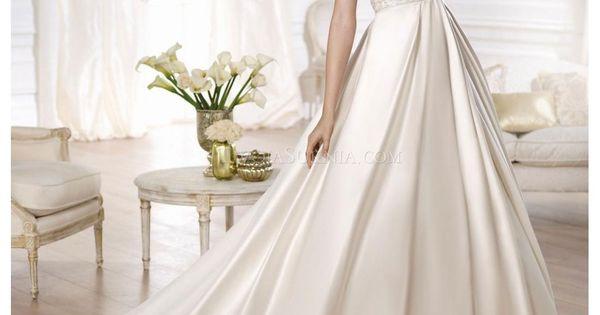 Robes de mariée Pronovias Odina 2014  Robe de mariage Paris ...