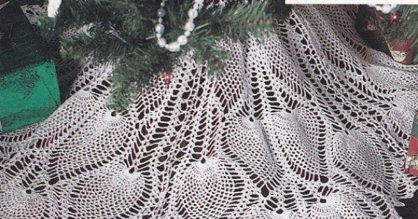 Dcorations de Nol intrieures: Jupes d'arbres - RONA
