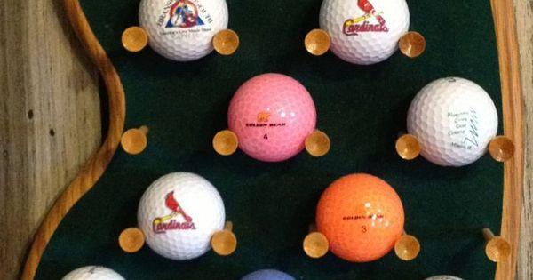northwest gifts 29 logo golf ball display rack for collectible golf balls golfregal. Black Bedroom Furniture Sets. Home Design Ideas